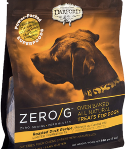Darford duck Zero/g dog treats