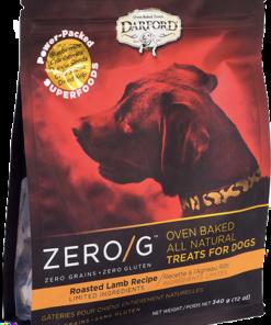 Darford Lamb Zero/g dog treats