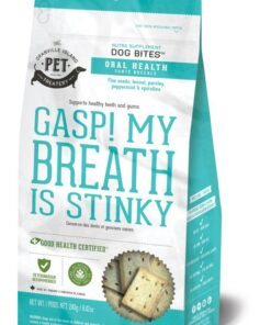 Oral Care Biscuits for Dogs
