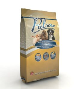 Pulsar Chicken Dog Food for Dogs