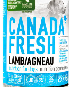 PetKind Canada Fresh Lamb Dog Food