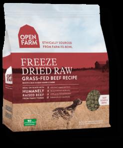 Freeze Dried Beef Raw Dog Food