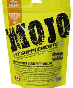 Mojo Pet Supplement CBD treats