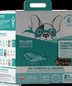 Wild Harrier Dog Food Farmed Insect Formula 2kg