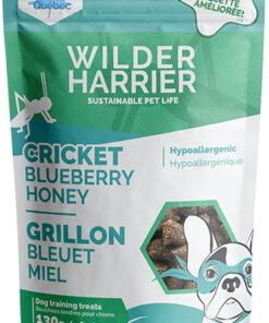 Wilder Harrier Cricket Blueberry Dog Treat