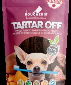 Boucherie Tartar Off dental sticks with Kangaroo