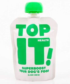 Top it! nutrition for dogs