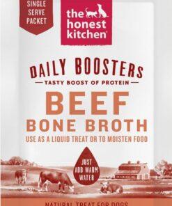 instant bone broth single serve packet