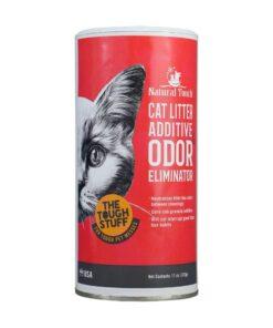 Tough Stuff Cat Litter Additive and Odor Eliminator