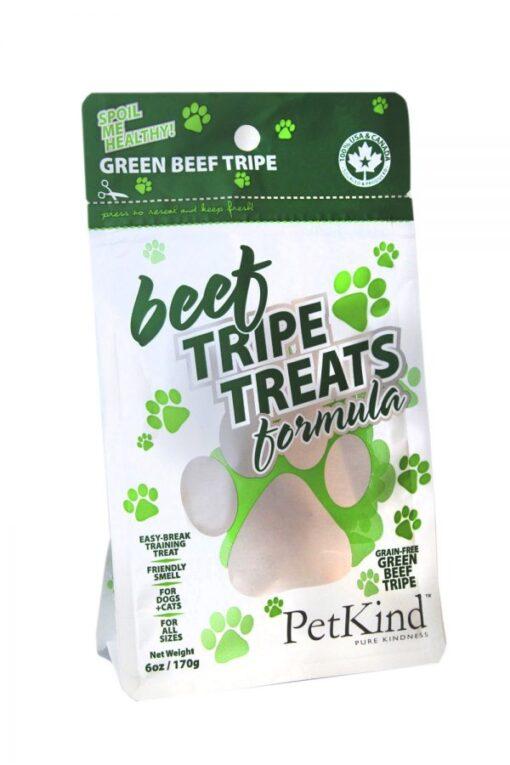 Petkind beef tripe dog treats
