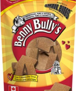 Benny Bully's Liver Chops Small Bites 260g