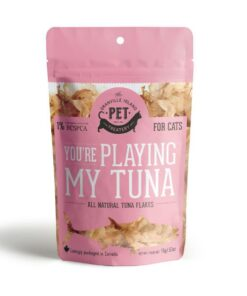 Granville Island Pet Treatery Tuna Flakes