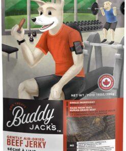 Buddy Jack's Beef Jerky Dog treat