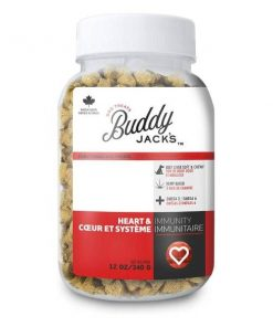 Buddy Jack's Heart & Immunity Dog Health Treats
