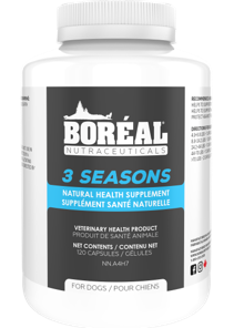 Boreal 3 Seasons Supplement for dogs