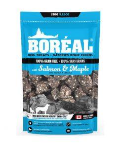 Boreal dog treats Salmon and Maple