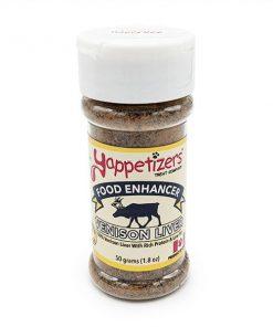 Yappetizers Venison Liver Pet Food Topper
