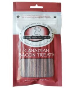Farm Fresh Canadian Bacon Dog Treats