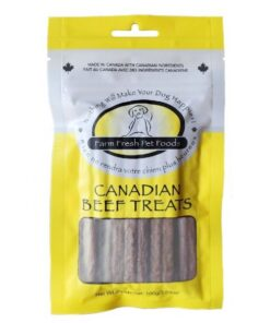 Farm Fresh Canadian Beef Dog Treats