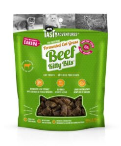 Jay's Tasty Adventures Fermented Beef Kitty Bits