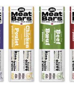 Jay's Tasty Adventures Meat Bars