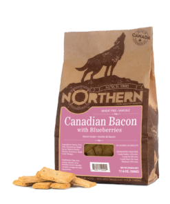 Northern Biscuit Canadian Bacon with Blueberries 500g