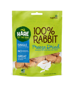 Hare of the Dog 100% Rabbit Freeze Dried 2.25oz