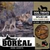 Boreal 100% Beef Lung Air Dried Dog Treats