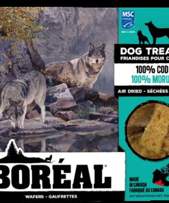 Boreal 100% Cod Air-Dried Dog Treats 43g