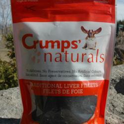 Crumps' Naturals Traditional Liver Fillets - 330g